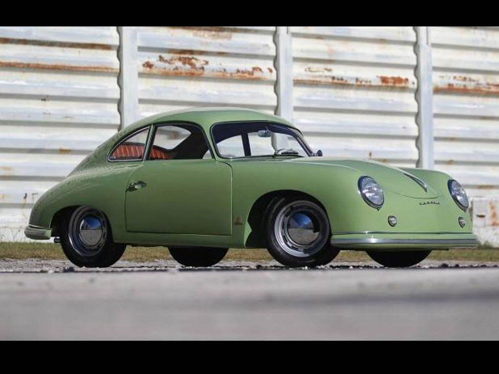 Buying A Vintage 1952 Porsche 356 Pre-A Coupe | Beverly Hills Car ...