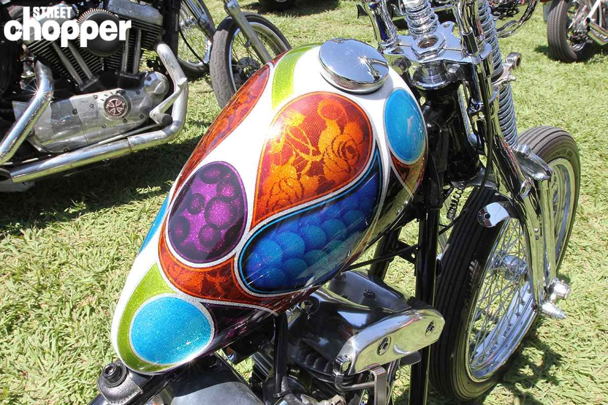 The Tanks of Born Free / Photo Gallery Motorcycle tank