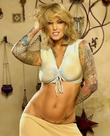 Janine lindemulder hot pics