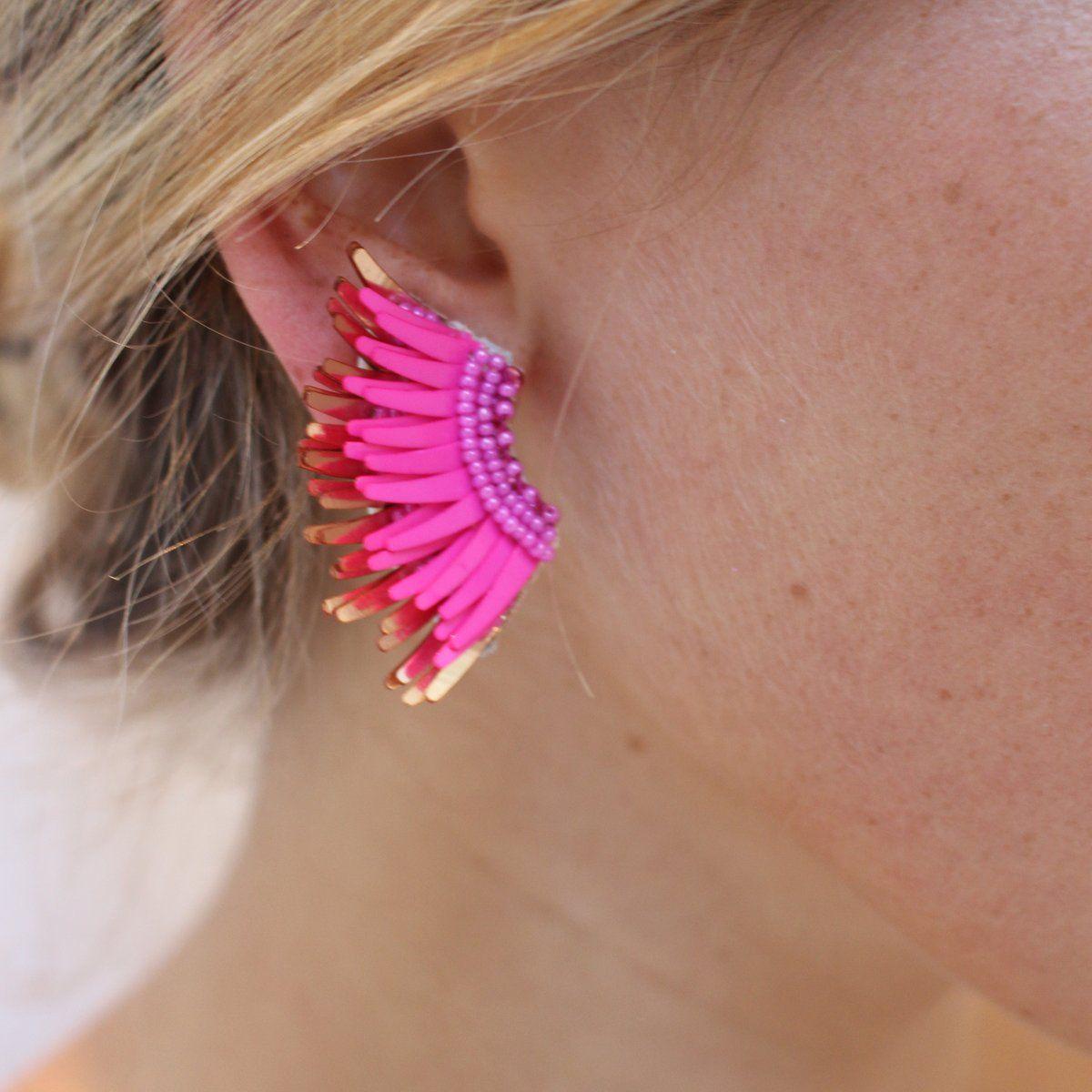 Mignonne Gavigan Mini Madeline Hot Pink Gc Exclusive