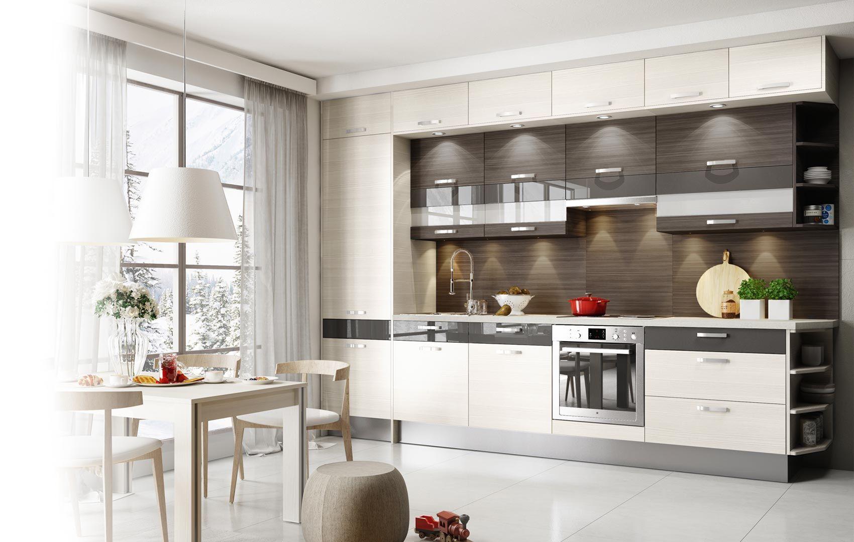 Dobre Meble Kuchenne Na Wymiar Zabudowy Do Kuchni Mała