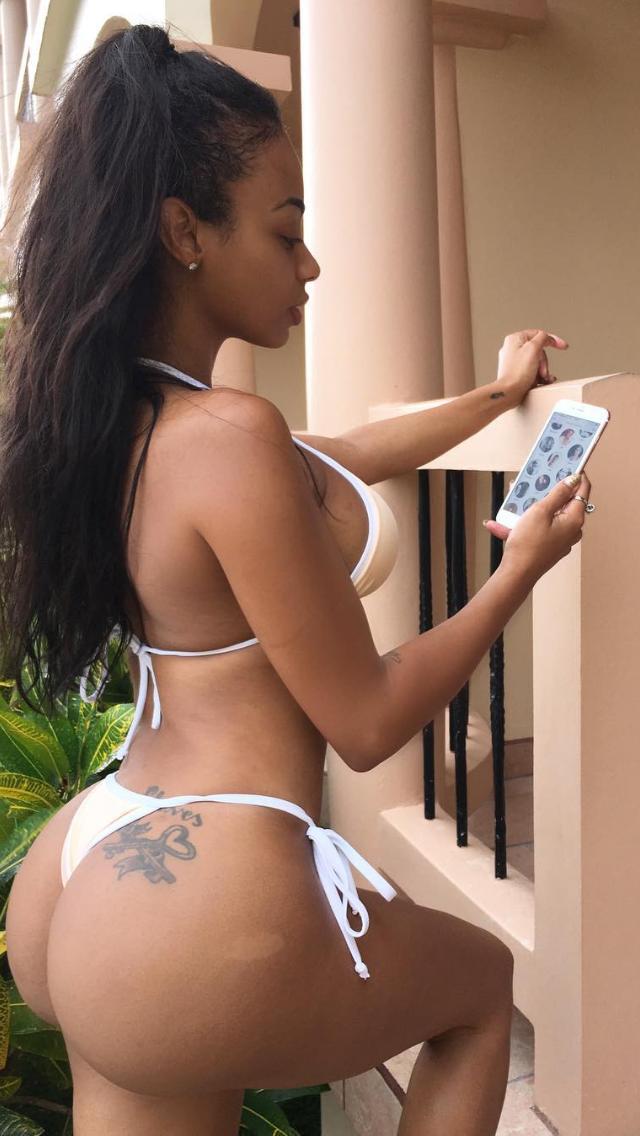 Short Black Girl Big Ass