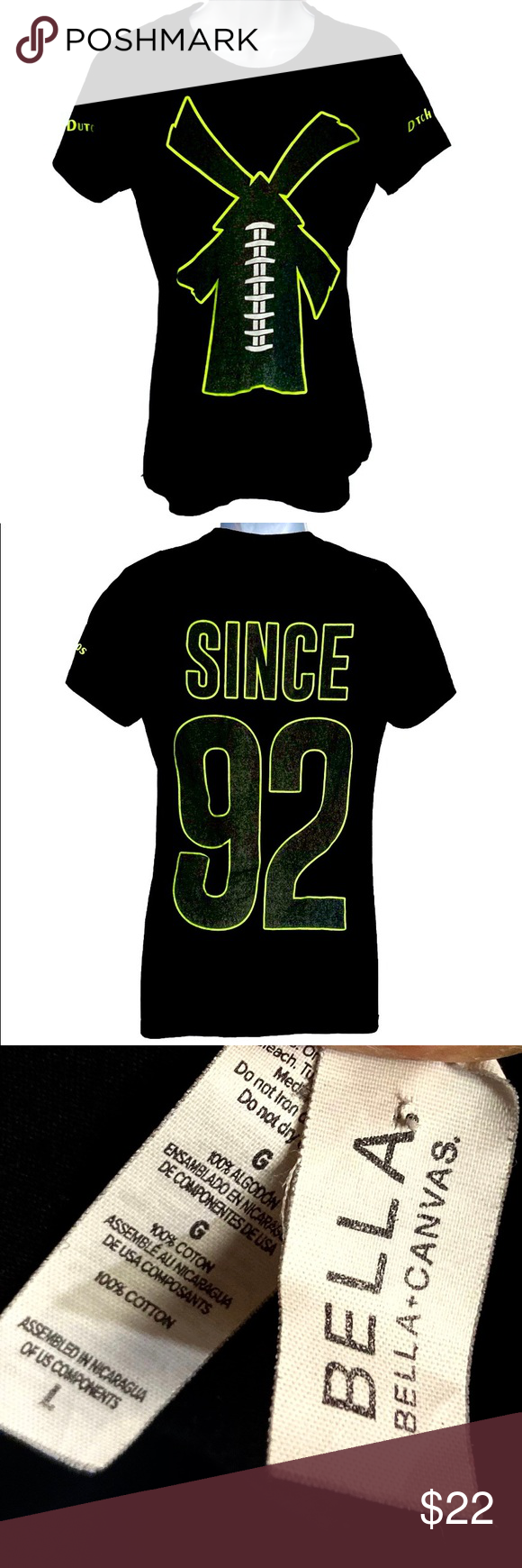 "Dutch Bros Since 92 L Black/Green 100% Cotton Tee Super Cute Dutch Bros ""Since 92"" Women's Sz L Black & Fluorescent Green 100% Cotton Short Sleeve T-Shirt Dutch Bros Tops Tees - Short Sleeve #dutchbros Dutch Bros Since 92 L Black/Green 100% Cotton Tee Super Cute Dutch Bros ""Since 92"" Women's Sz L Black & Fluorescent Green 100% Cotton Short Sleeve T-Shirt Dutch Bros Tops Tees - Short Sleeve #dutchbros Dutch Bros Since 92 L Black/Green 100% Cotton Tee Super Cute Dutch Bros ""Since 92� #dutchbros"
