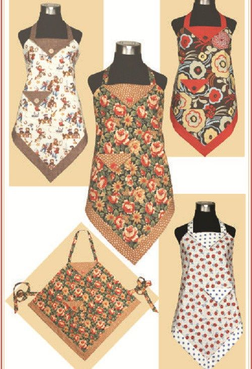 Patrones De Delantales De Cocina | Pin De Jen Harris En Sew You Wanna Make Something Pinterest