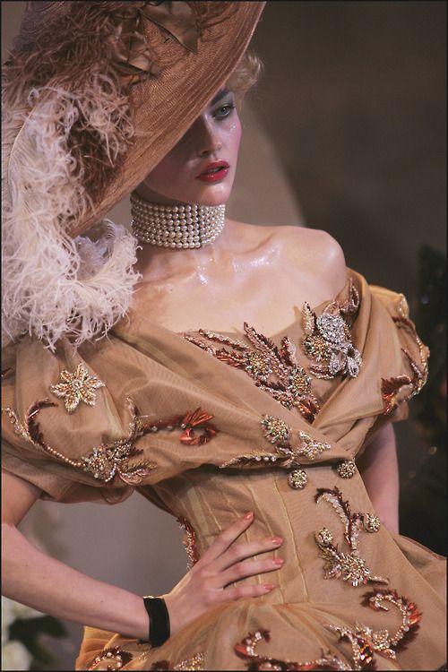 Christian Dior - 2007 Haute Couture (Détails)