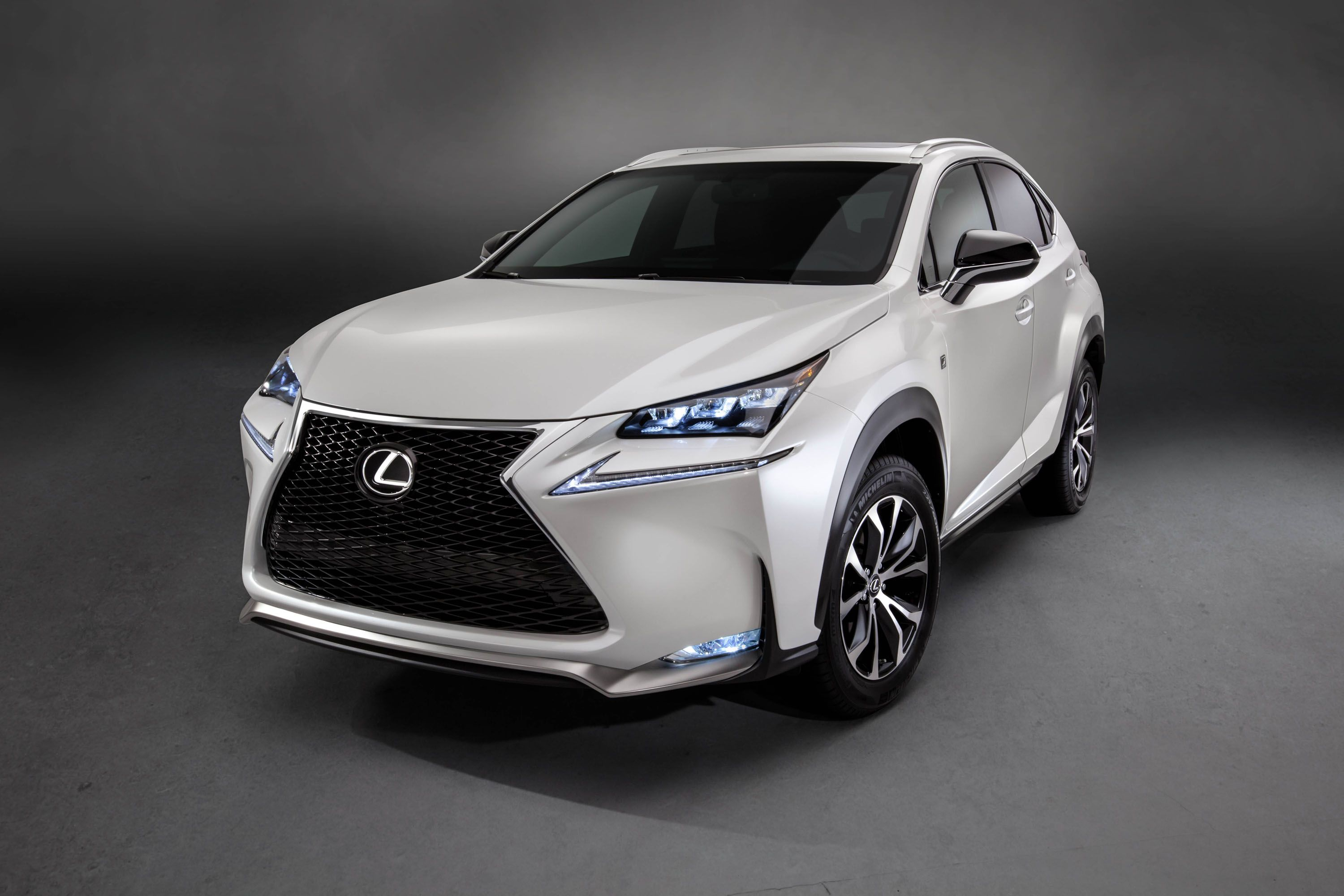 The 2015 Lexus NX Compact the crossover of luxury and