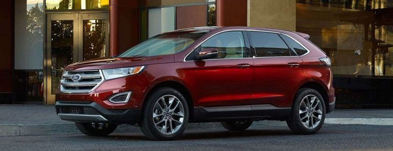 Ford Edge Reviews Ford Edge Best Family Cars New Ford Edge
