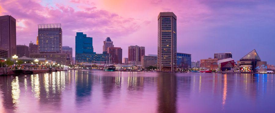 Baltimore Google Search