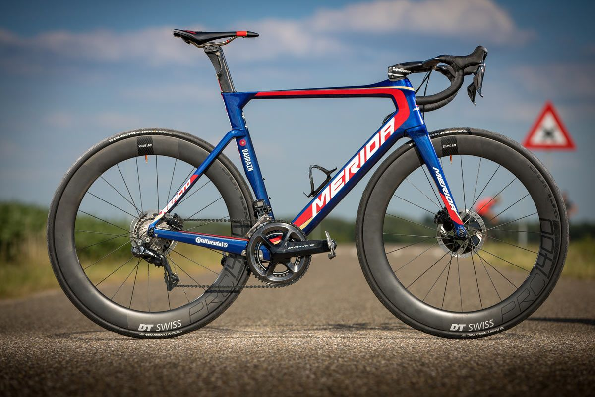 If You Could Make Your Bike Faster Without Sacrificing Anything