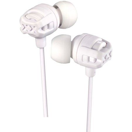 25663218ab6 JVC HAFX103MW XX Series Xtreme Xplosives Earbuds with Microphone (White)