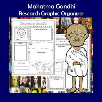 Ghandi research paper