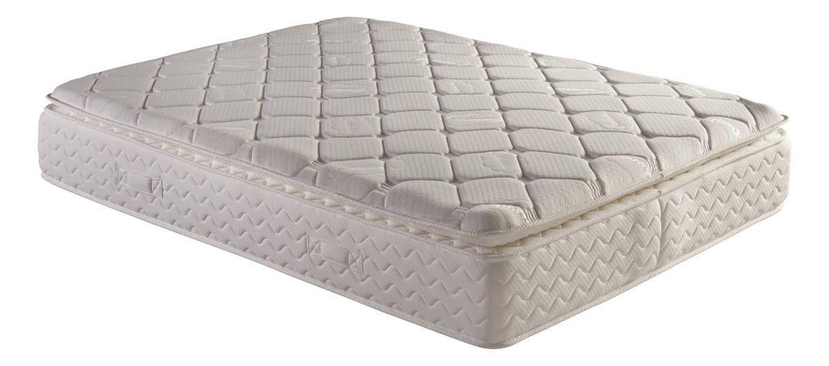 Dreamweaver Triumph 13 Inches Queen Memory Foam Pillow Top Mattress Atlantic Furniture