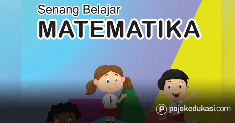 Kunci Jawaban Matematika Tematik Kelas 6 Senang Belajar Matematika Kurikulum 2013 Revisi Matematika Kurikulum Buku