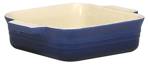 Le Creuset Poterie Stoneware 5 X 5 Square Baking Dish Cherry Red ...
