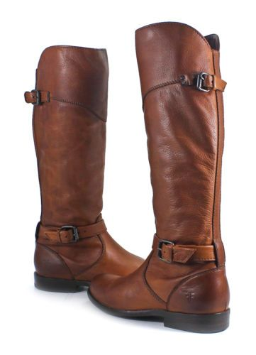 New Super Popular Autumn / Winter round Everybody Boots whiskey leather