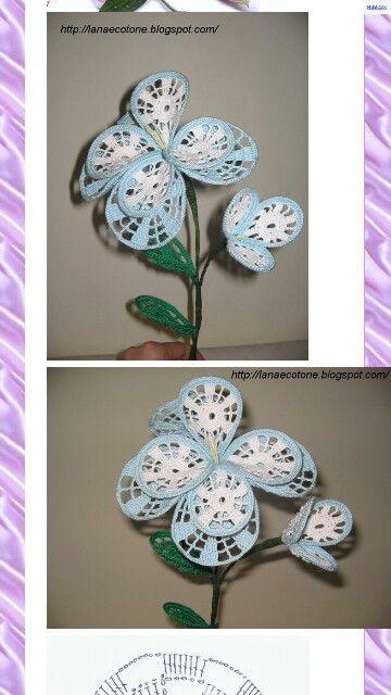Flower pattern *1 of 3