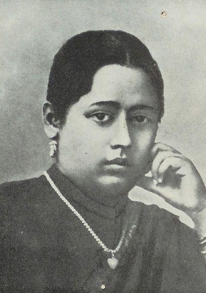 Chandramukhi Basu (1860-1944), was a Bengali woman famous for ...