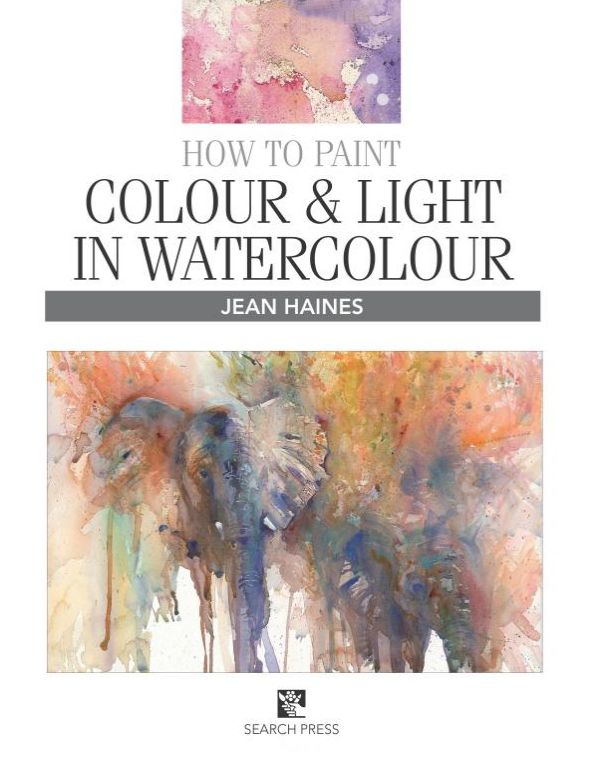 Colour And Light In Watercolour Watercolor Books Illustration