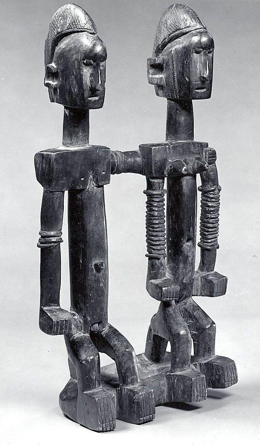Dogon Ancestor Couple