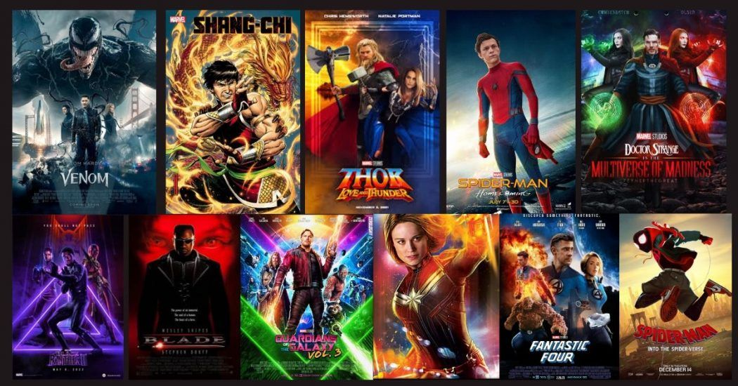 List of marvel movies are you searching for gets