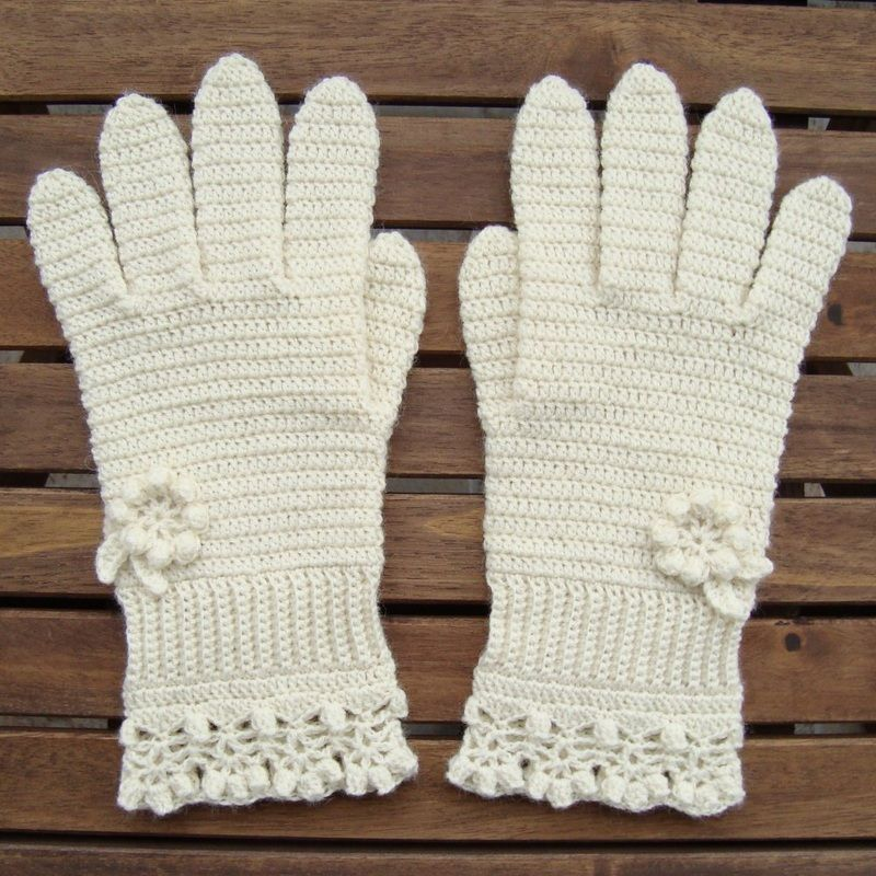 Free Pattern for these gloves | Proyectos que intentar | Pinterest ...