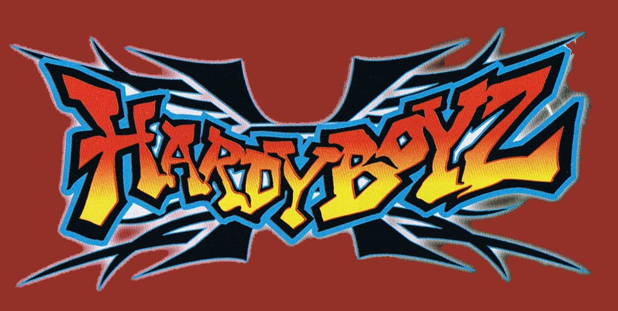 The Hardy Boyz (Matt & Jeff) logo 4 - WWE | wwe logos ...  Wwe
