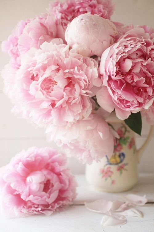Beautiful Peony Arrangement