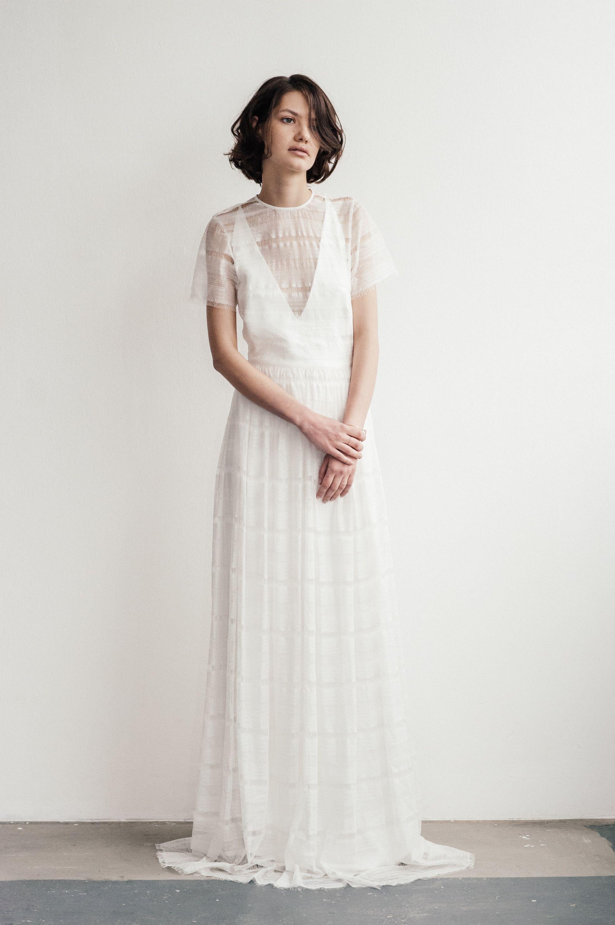 Lilly Ingenhoven Bridal - Mit diesem elegantem Zweiteiler sind Sie ...