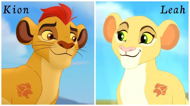 The Lion Guard Return Of The Roar Leah S Story Lion King Fan Art Lion King Art Lion King
