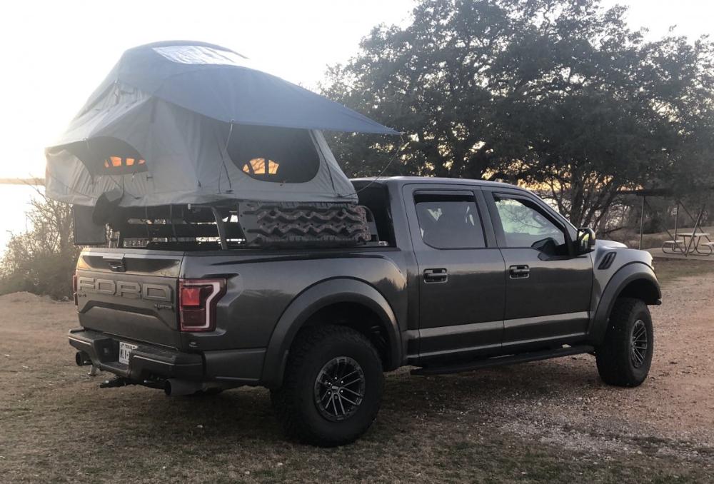 Overland Setup In 2020 Overlanding Ford Raptor Ford Raptor Forum