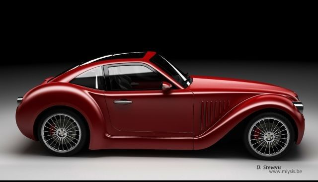 Imperia Hybrid Der Retro Renner Fahrzeuge Coole Autos Automarke