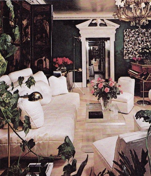 Ny Apt: Angelo Donghia NY Apt-NY Times Book Of Interior Design And