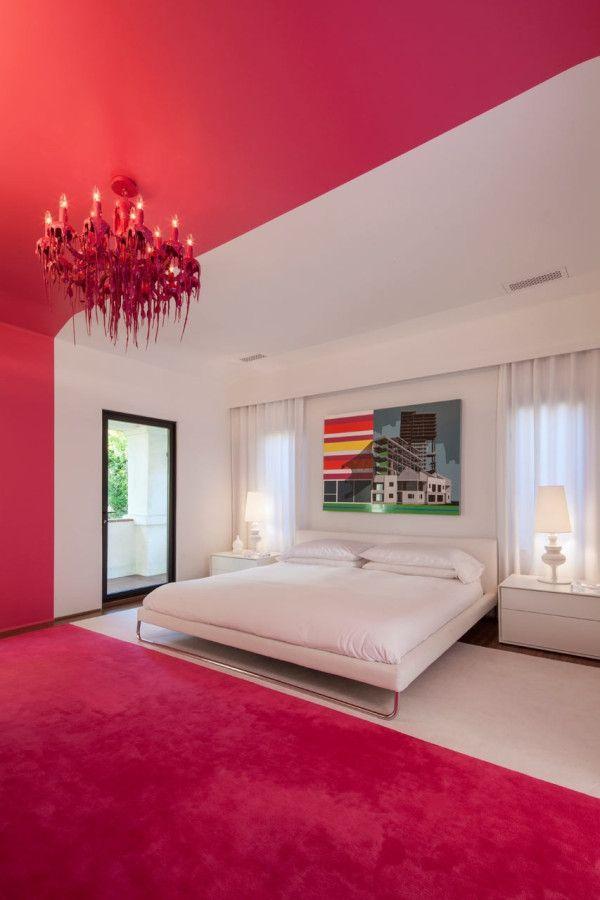 warm colors decoration  l a r  Pinterest Rent apartment - couleur chaude pour une chambre