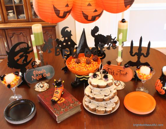 halloween party ideas - Halloween Party Decorating Ideas