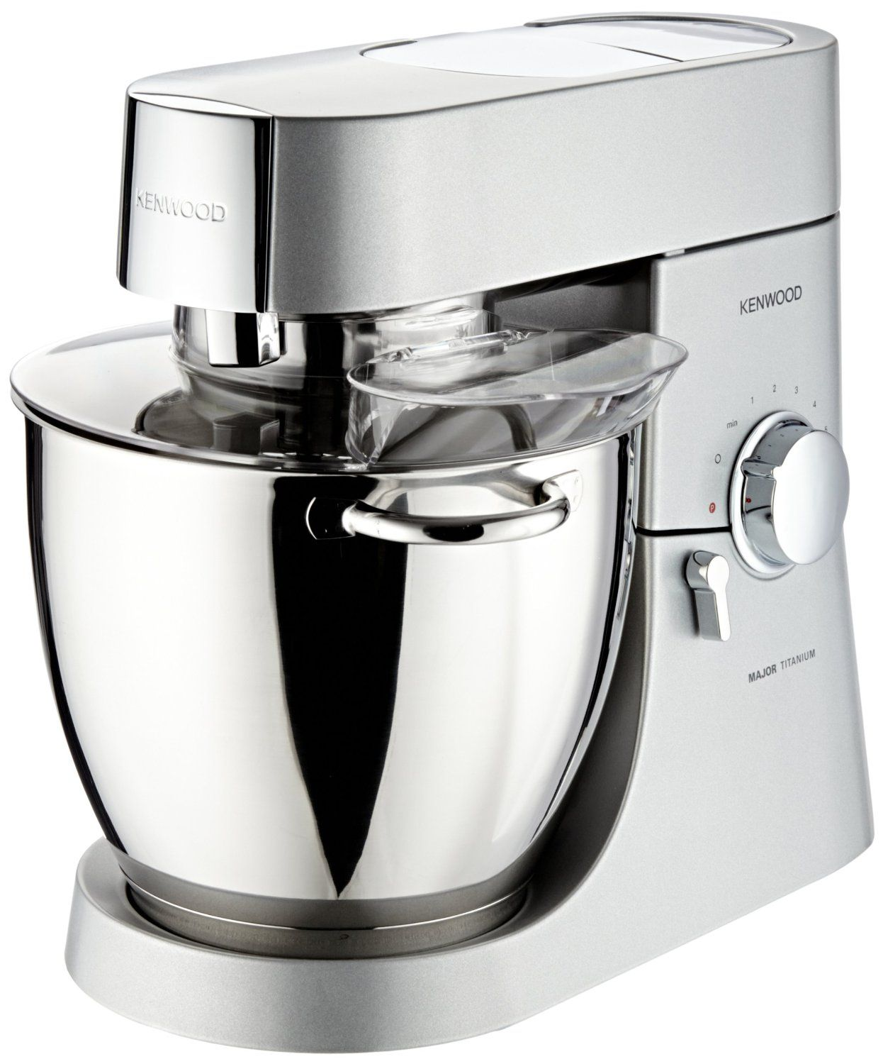 Kenwood KMM020 Major Titanium Kitchen Machine: Amazon.it: Casa e ...