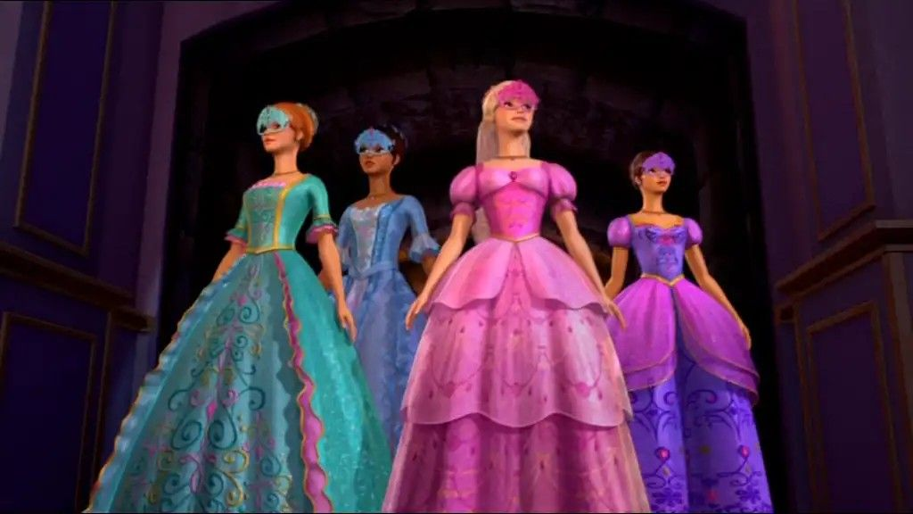 ปักพินโดย FOREVER YONG ใน Barbie everything o_o บาร์บี้