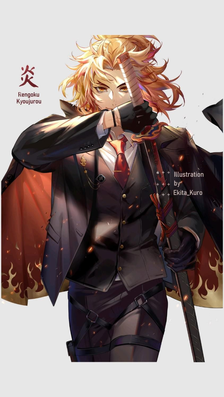 Hashira • The Pillars • Demon Slayer • Kimetsu no Yaiba