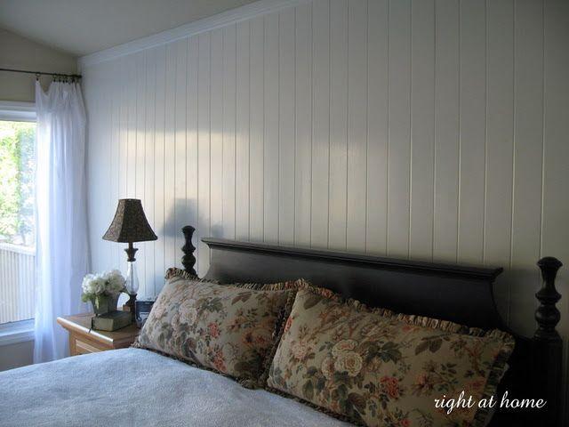 17+ Beadboard bedroom ideas
