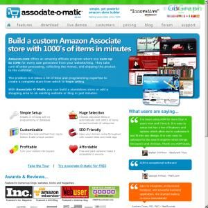 [GET] Download Associate-o-matic Amazon Affiliate Store Builder Bonus! : http://inoii.com/go.php?target=gyrofly