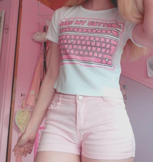 14 Kawaii Outfit and Makeup Ideas to Inspire You | Roupas ...
