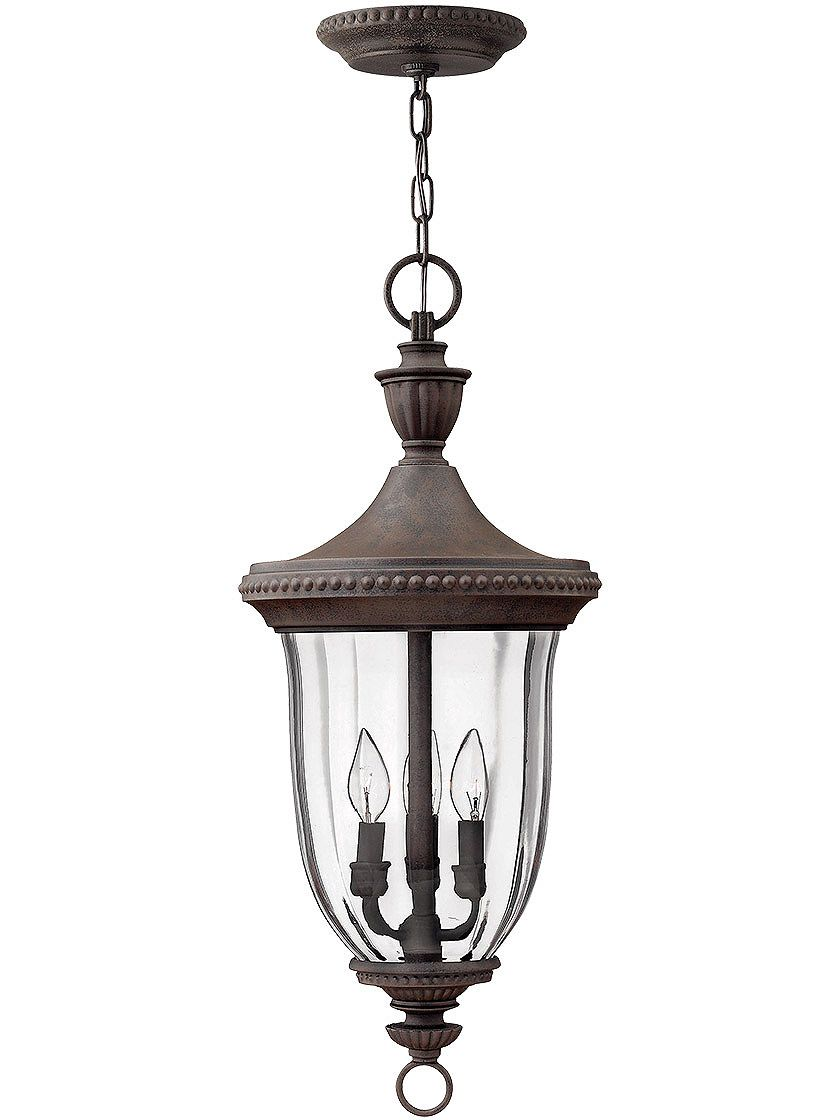 Porch Light Fixtures Oxford Hanging Entry Light In