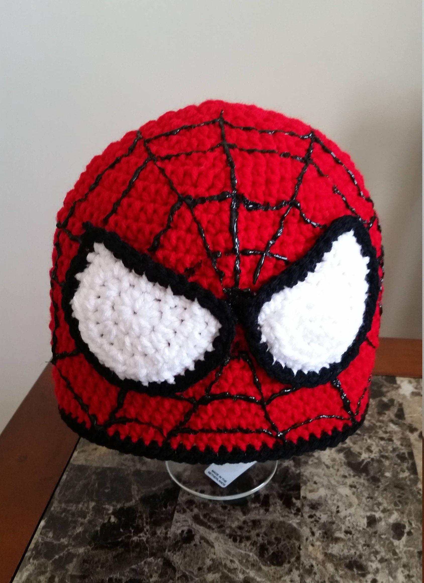 40 Free Crochet Spider Web Patterns ⋆ DIY Crafts