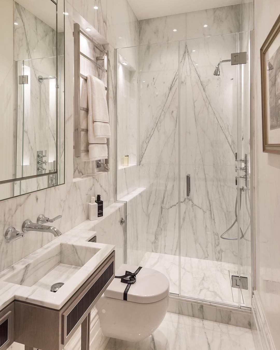 Banheiro Pequeno, Banheiros Pequenos Modernos