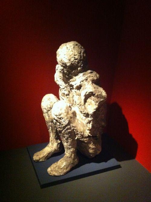 The Muleteer, Pompeji