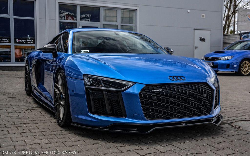 [OC] Slightly modified Audi R8 V10 Plus [4450x2781