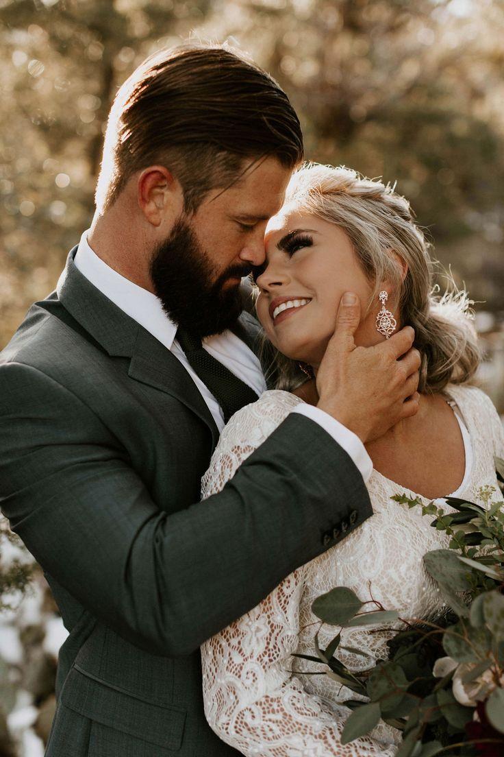 Snowy Sedona Wedding Photos — Arizona Wedding Photographer - Erika Greene Photography