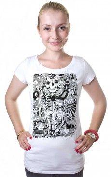YACKFOU Frauen Fashion - T-Shirts