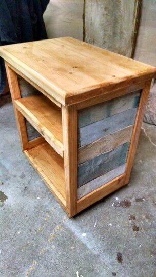 Pallet Record Player Stand With Images Record Player Stand