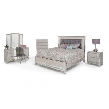 Diva 9 Piece Queen Bedroom Set Dream Bedroom Diva