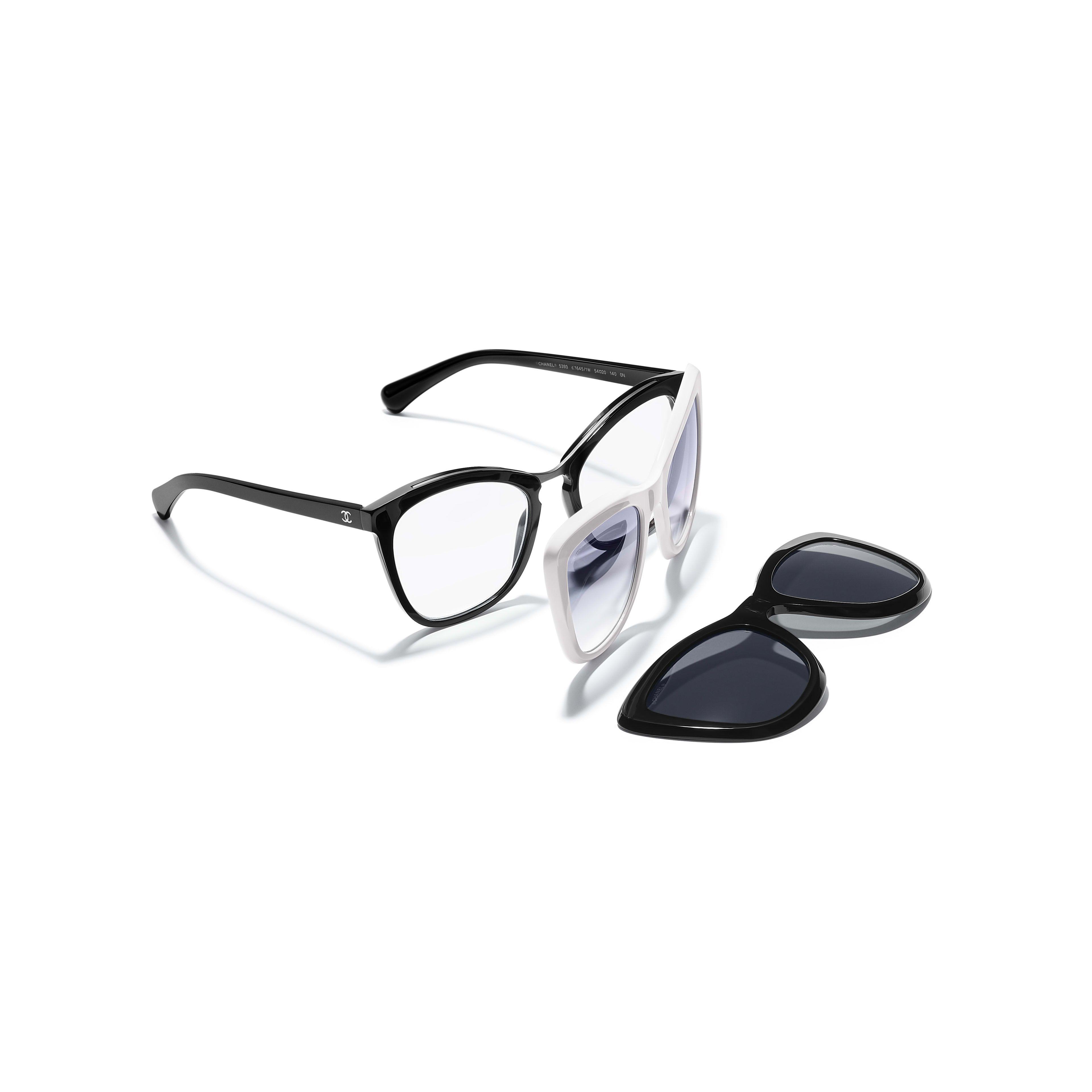 045068fc4b Clip on Sunglasses - Black frame
